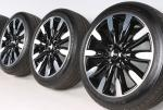Original Mini Cooper F55 F56 17 Inch Roulette Spoke 502
