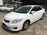 2008 TOYOTA COROLLA MANUAL