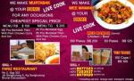 HALAL FOOD CATERING SERVICE - Bruneian Chef (ex-RBC chef)
