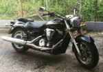 YAMAHA MIDNIGHT STAR 1300