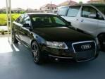 2007 Audi A6 Auto High Spec Black