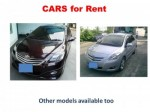 Reliable Cars for rent
