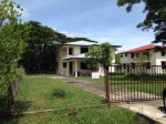 2 storey detached house with big compound for rent