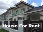 2 STOREY SEMI DETACHED HOUSE FOR RENT AT SERUSOP - FURNISHED