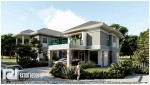 Proposed Modern Design Double Storey Detached House (Mata-Mata) K