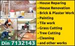 House Renovation & House Reparing