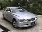 Toyota Mark X for sale. Good condition.