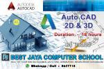 AUTO CAD 2D & 3D