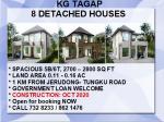 New Double Storey Detached in Sengkurong