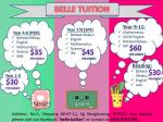 Belle Tuition