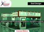 Exhibition stall designer in delhi - stall fabricators in delhi