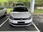 Volkswagen Golf 1. 6 CC (white)