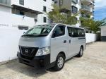 Nissan Urvan NV350 Microbus (Diesel)