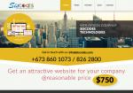 Website Design and develop at the reasonable cost!