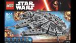 NEW Lego Millennium Falcon 75105