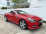 Mercedes SLK350 AMG (Sport Package)