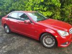 2011 Mercedes C180 auto Elegance model for sale