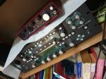 Musical Recording Equipment and Profiling Amp