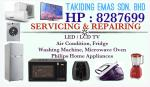 Repair LED TV, LCD TV, AMPLIFIRE, MICROWAVE OVEN,