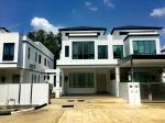 Modern Design Double storey Linked Semi-Detached for rent