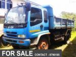 ISUZU FTR Lorry For Sale