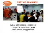 First Aid Training Services by TAMADA.