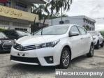 Toyota Altis 1. 6 auto model2016 (Imported used car)