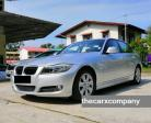 BMW 318i 2. 0 auto model2010 (Brunei used car)