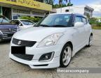 Suzuki Swift 1. 4 auto bodykit model2014