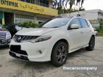 Nissan Murano 3. 5 auto 4wd model2009 (Brunei used cars)
