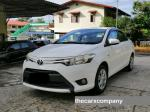 Toyota vios 1. 5 manual model2015