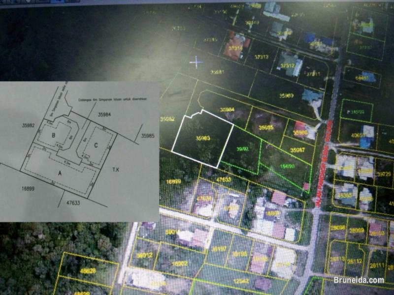 Picture of Land for sale at kg Batong