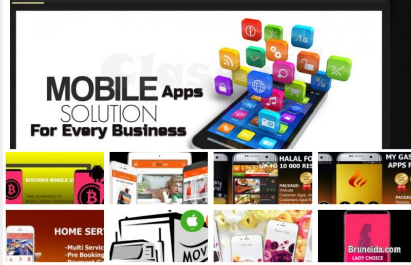 Picture of Mobile Apps Development
