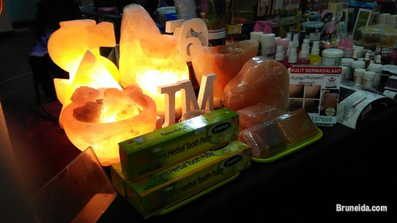 Picture of Himalayan Salt Lamps Supplier