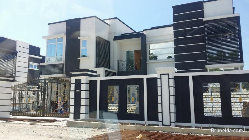 2 STOREY DETACHED HOUSE, KG JANGSAK 6B 7T in Brunei Muara