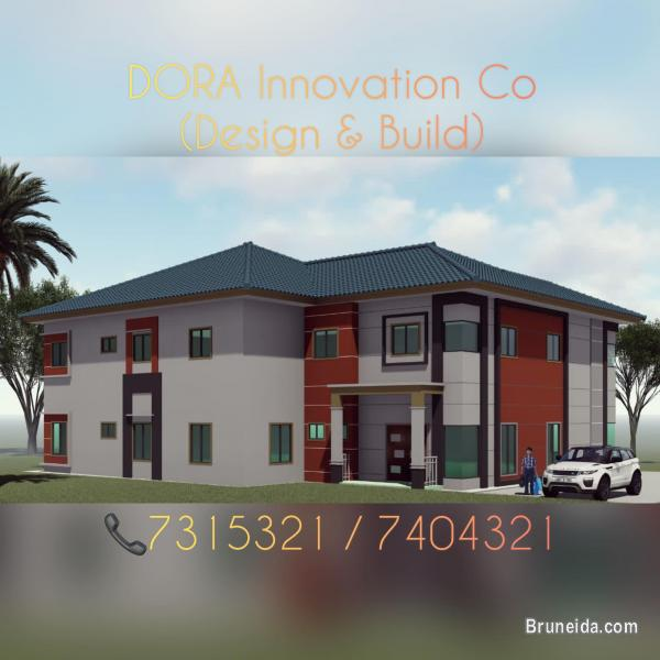 Pictures of Design, Construction, Extension & Renovation of House/Building