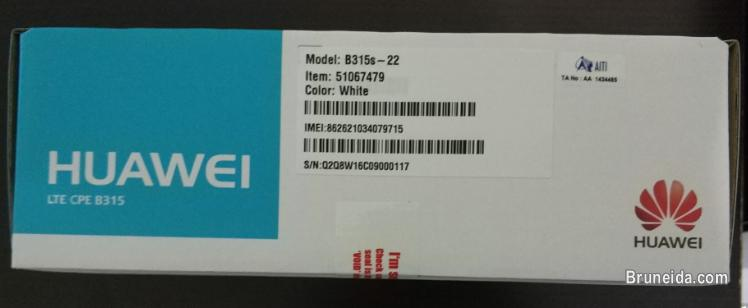 Picture of HUAWEI B315s-22 ROUTER 4G LTE 150Mbps