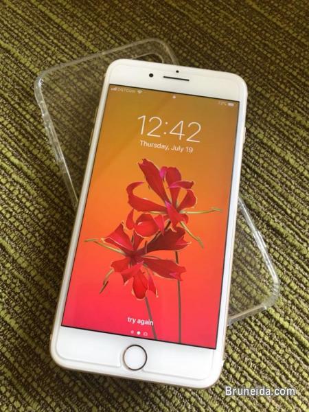 IPHONE 7 PLUS 256GB GOLD COLOR