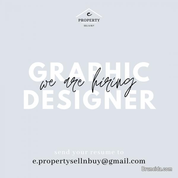 Picture of LOOKING FOR GRAPHIC DESIGNER