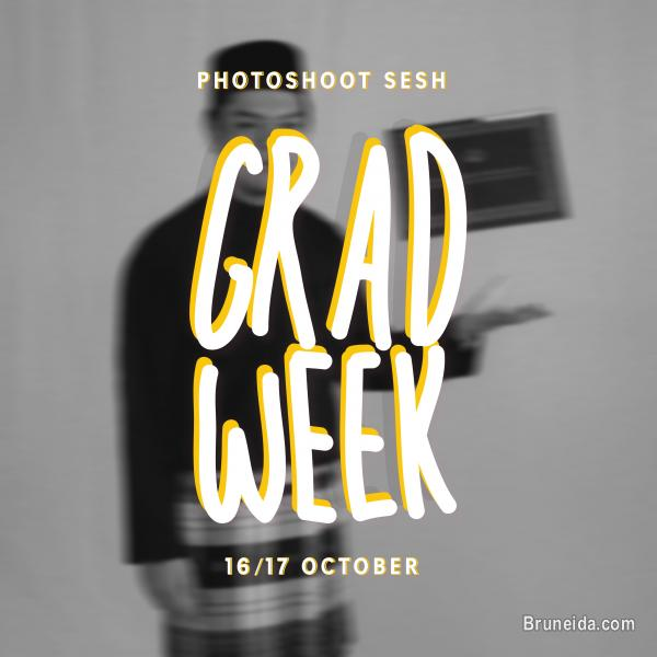 Picture of Graduation Photoshoot - GradWeek2016