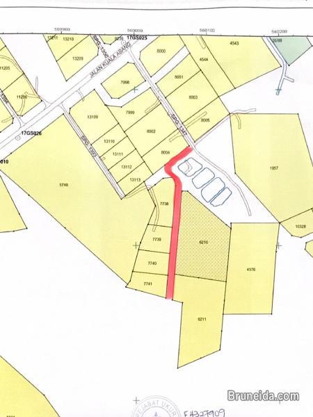 1. 65 acre land for sale in Lamunin