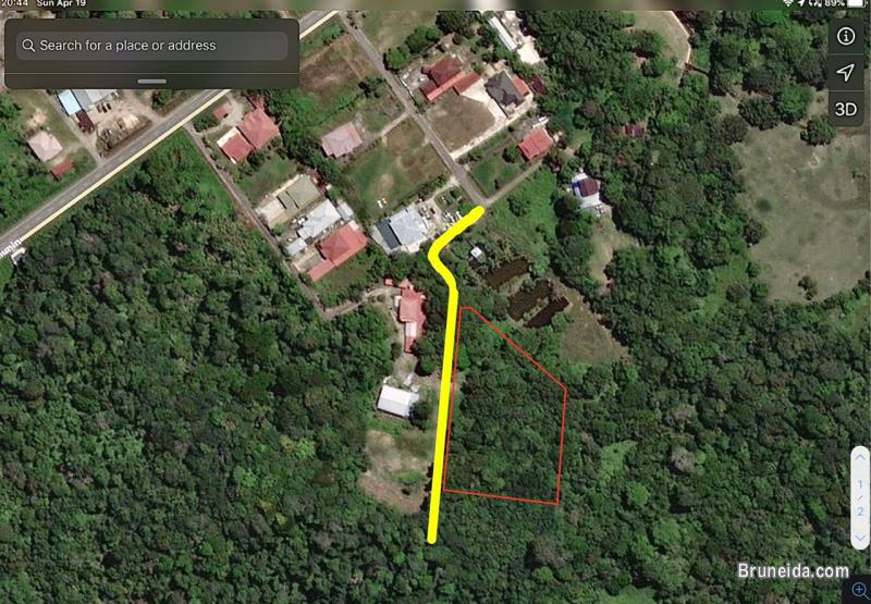 1. 65 acre land for sale in Lamunin in Tutong