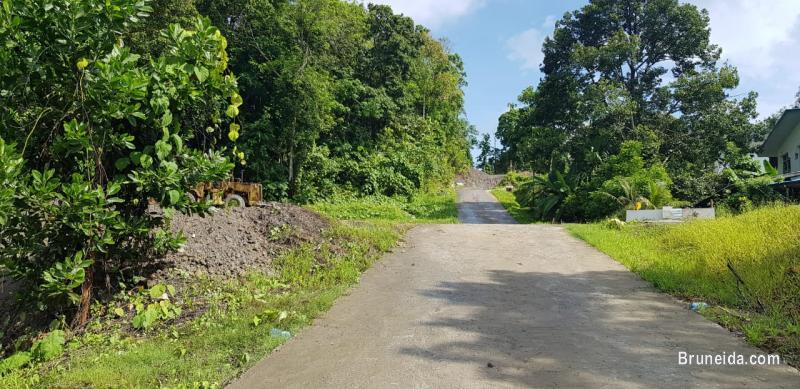 1. 65 acre land for sale in Lamunin in Brunei