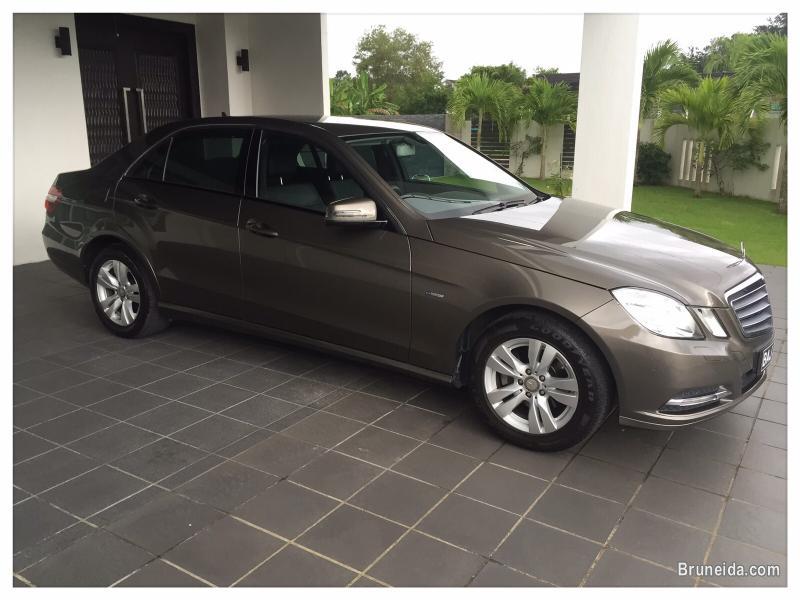 Mercedes E200 CGI 2012 - Good Deal!!