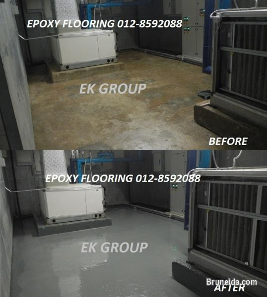 Picture of Epoxy flooring
