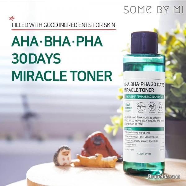 Picture of AHA. BHA. PHA 30 DAYS MIRACLE TONER BY SOMEBYMI - Korea