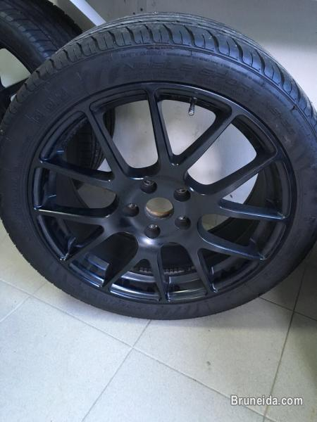 Picture of Used RSe12 Aston Mini 18'' Light Weight Rim FOR SALE