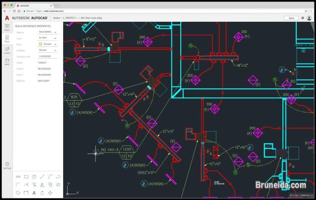 Picture of Draughtsman (AutoCAD)