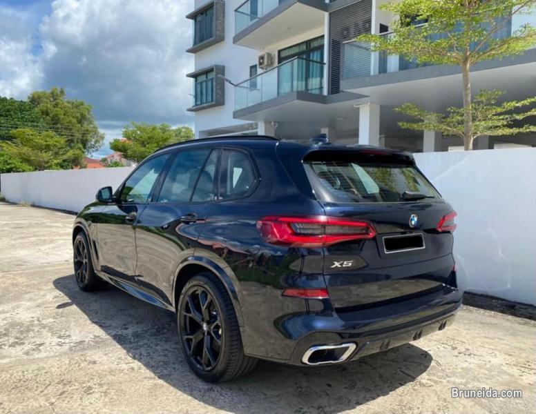 BMW X5 X-drive 40i M-Sport
