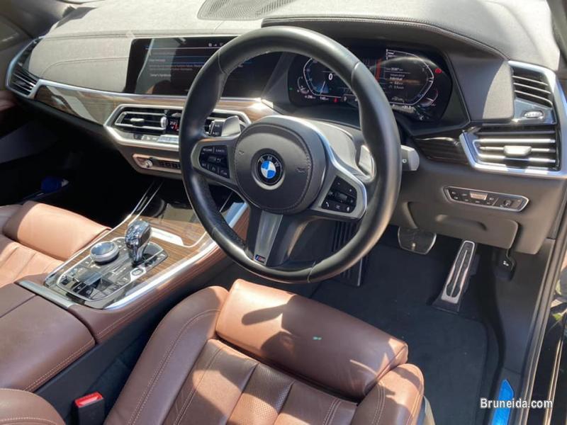 BMW X5 X-drive 40i M-Sport in Belait